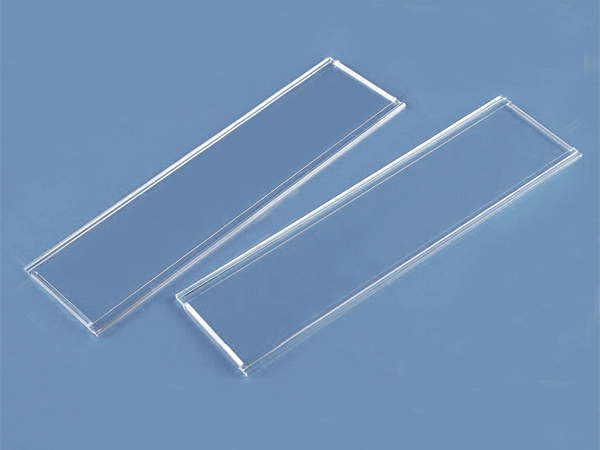 transparent rolling door slat