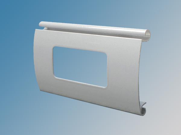 50mm rolling shutter slats