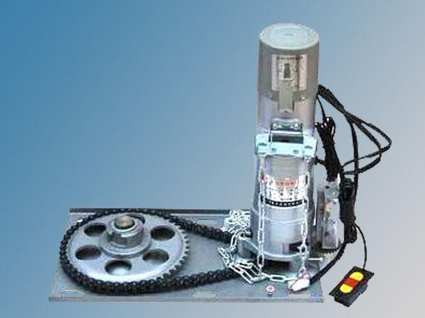 seated roller shutter motor